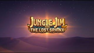 Jungle Jim and the Lost Sphinx Online Slot Promo