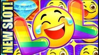 •NEW EVERI SLOTS!• LOL • & CARNIVAL IN RIO SUPER SPIN Slot Machine Bonus