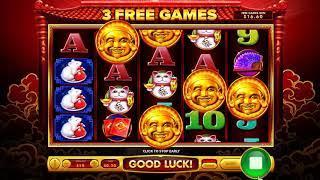 Da Hei Ci Fu slot - 198 win!