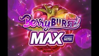 Berryburst MAX• - NetEnt