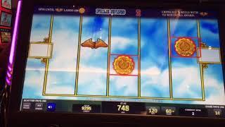 Icarus Slot Machine Free Spin Bonus #2 Ilani Casino