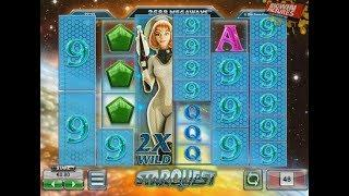 Star Quest Slot - Two Very Nice Wins!