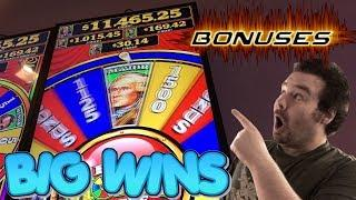 CRAZY MONEY GAMES - BONUSES & BIG WINS
