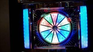 Rock around the Clock Slot Machine Bonus Win (queenslots)