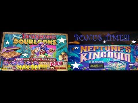 Neptune's kingdom slots