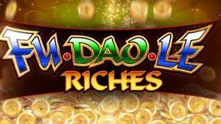 Fu Dao Le Riches Slot - NICE SESSION, FUN SESSION!