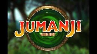 Jumanji• Video Slot - NetEnt