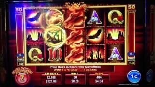 Mustang Money Free Spins Bonus On 50 Cent Bet