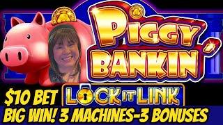 Awesome Winning Session! Piggy Bankin & 24k Quick Hit!