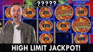 ★ Slots ★ HIGH LIMIT JACKPOT ★ Slots ★ Lightning Link Is ON FIRE! ★ Slots ★ Bonus Drops the Progress