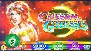 ++NEW Celestial Goddesses slot machine (Red)