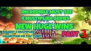 WHITE RABBIT (BIG TIME GAMING) PART 3 OF 6. MEGA WIN AFTER THE MONSTER PART 2!