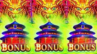 LOCK 'EM UP!! • SUPERLOCK FLOWER FORTUNE, HUFF N'PUFF & SHI SHI SHUN Slot Machine Bonus (SG)