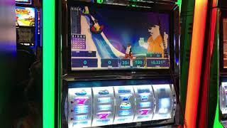 VGT Slots Polar High Roller Red Screen $45 Spins Choctaw Casino