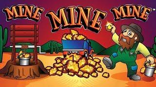 Mine Mine Mine Slot - GREAT SESSION, ALL FEATURES!