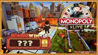 • NEW MONOPOLY LIVE -  Online Casino Session !!!