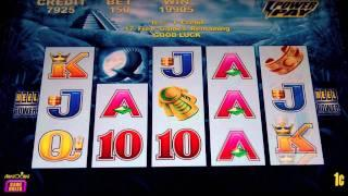 Aristocrat - Aztec Dream Slot - Borgata Hotel and Casino - Atlantic City, NJ