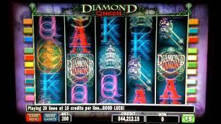 Diamond Queen High Limit Bonus