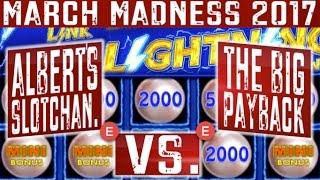 • March Madness 2017 • EAST Coast Round #1 | Lightning Link - Slot Machine Bonus Tournament