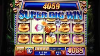 Top O' the Mornin!-WMS Slot Machine Line Hit