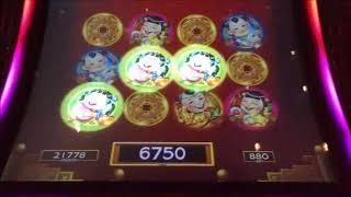 •Huge Ending to Winning Huge Cash Dancing Drums