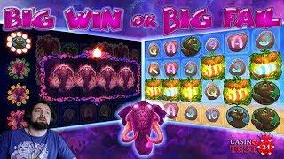 6 SCATTER BONUS TRIGGER ON PINK ELEPHANTS SLOT - 17 SPINS ON MAX STAGE - BIG WIN OR BIG FAIL?