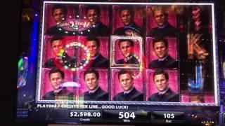 Harrahs New Orleans Bonus Round $105 a pull