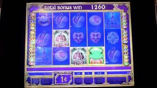 Russian Treasure Nesting Egg Bonus Slot Win at Parx Casino