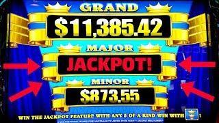 ••BIGGEST JACKPOT HANDPAY in YOUTUBE for White Tiger Slot•• MAJOR PROGESSIVE WON!