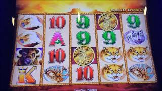 BUFFALO GOLD SAVES THE DAY!!  w/RED HOT TAMALES & WILD FURY JACKPOTS ~ Live Slot Play @ San Manuel