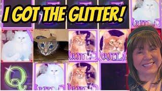 No Litter with Kitty Glitter!