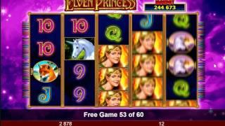 Elven Princess - Casumo Casino