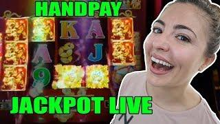 JACKPOT HANDPAY! $26 BET on Dancing Drums Slot Machine!