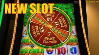 $100 series Big Win - NEW Game•WILD Lepre' Coins Gold Reserve @ San Manuel Casino