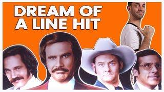 •DREAM Line Hit•BIG WIN @ Anchorman - $9 Spins @ Jin Long 888 •Cosmo LAS VEGAS • BCSlots