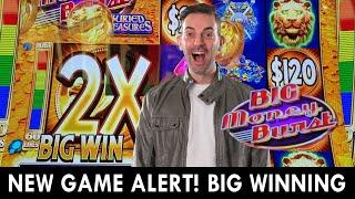⋆ Slots ⋆ NEW Game Alert ⋆ Slots ⋆Big Money Burst Brings Big Wins!