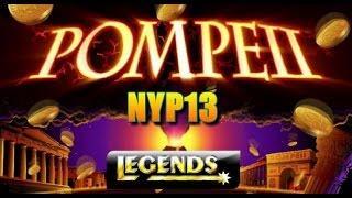 Pompeii slots big win