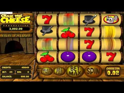 Chase the Cheese Slot Machine Online ᐈ BetSoft™ Casino Slots
