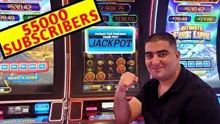 High Limit - ULTIMATE Fire Link Slot Machine HANDPAY JACKPOT ! Slot Machine Max Bet JACKPOT