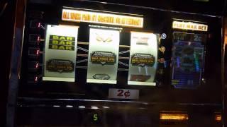 Diamond Solitaire Deluxe Slot Machine Bonus Win (queenslots)