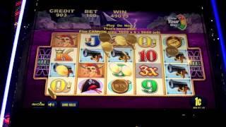 Aristocrat - Captain Cutthroat Slot Machine Bonus ***MEGA*** Win