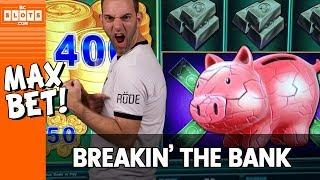 • BIG Bets Breakin' the BANK • $1500 @ Cosmo Las Vegas • BCSlots (S. 3 • Ep. 3)