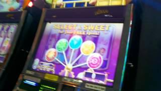 WMS Willy wonka 3rm Charlie free spins and 40 line charlie free spins