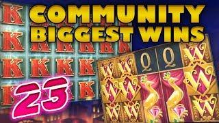Community Biggest Wins #23 / 2018