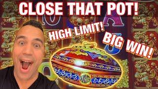 ★ Slots ★DANCING DRUMS HIGH LIMIT BIG WIN SLOT PLAY @ Hard Rock Sacramento!! ★ Slots ★