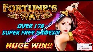 •NEW DELIVERY• Aristocrat | Fortune's Way Slot Bonus HUGE WIN!!!