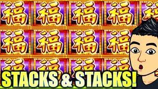 WINNER WINNER FISH DINNER! STACKS & STACKS! ★ Slots ★ PEKING PANDA Slot Machine (AINSWORTH)