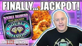FINALLY! •DOUBLE DIAMOND JACKPOT! • Big Bonus Boom | The Big Jackpot