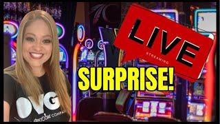 SURPRISE ⋆ Slots ⋆ VGT SUNDAY FUN'DAY LIVE! LET'S #GORED BABY! #CHOCTAWNATION