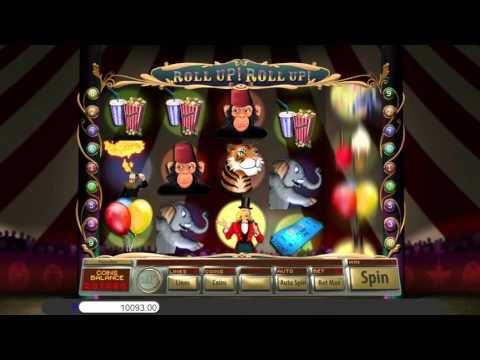 Free Roll Up Roll Up slot machine by Saucify gameplay ★ SlotsUp